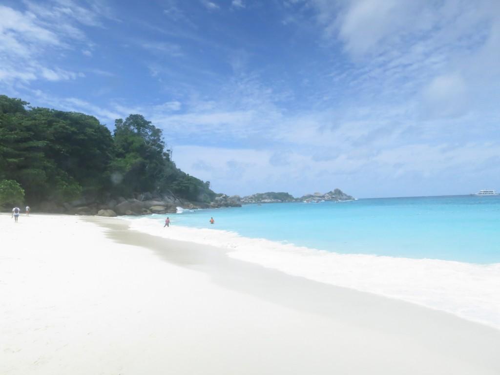 シミラン諸島4番の島