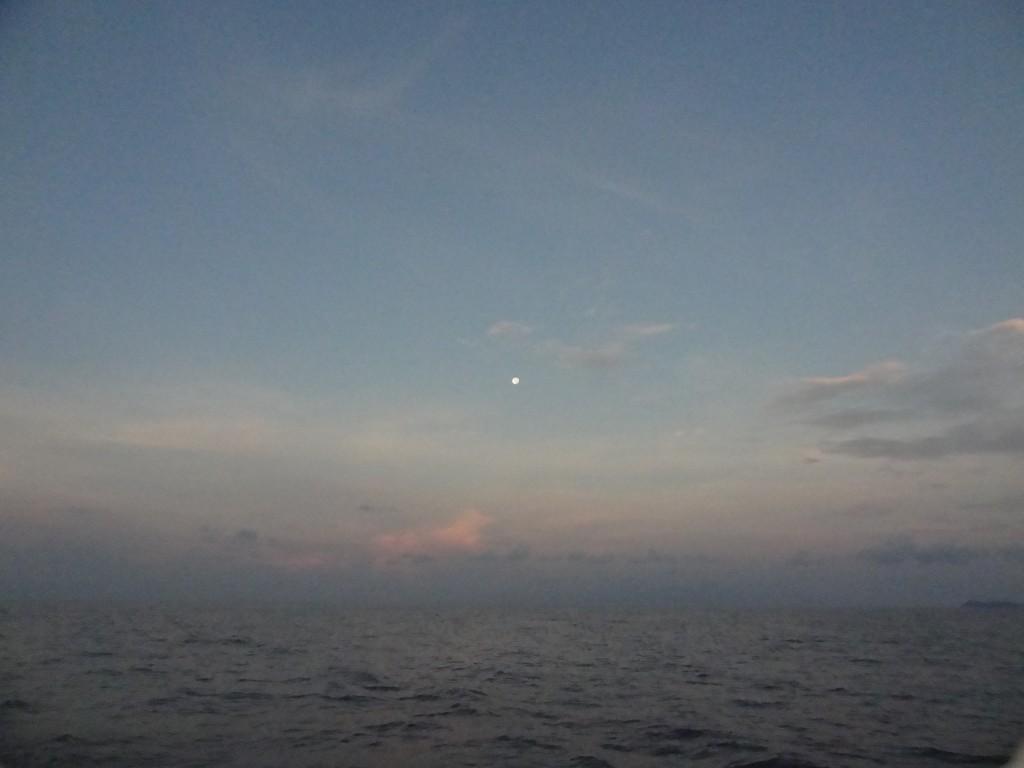 満月(4月2日)
